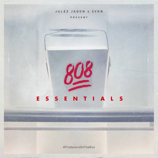 JJ 808 Essentials WAV SAMPLES