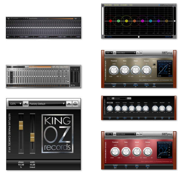 KOZ Plugins BUNDLE VST2 VST3 x86 x64 WiNDOWS