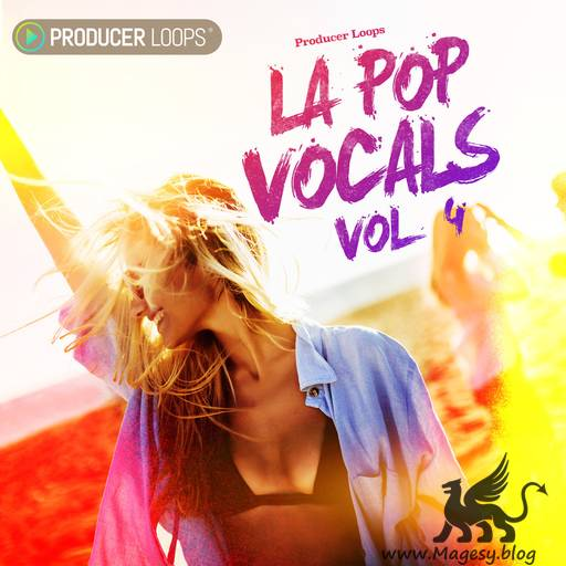 LA Pop Vocals Vol.4 MULTiFORMAT