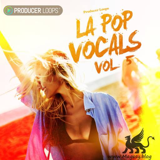 LA Pop Vocals Vol.5 MULTiFORMAT