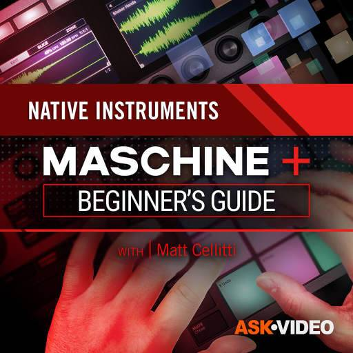 MASCHiNE The Beginners Guide TUTORiAL