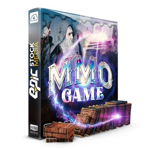 MMO Game Magic SAMPLES WAV