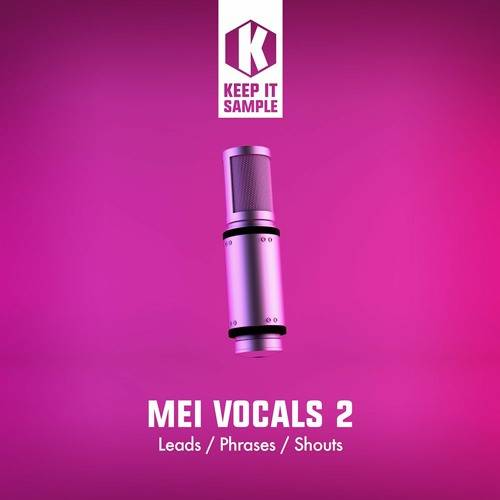 Mei Vocals Samples 2 WAV