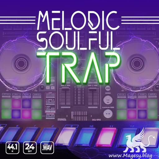 Melodic Soulful Trap WAV-FLARE
