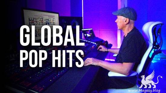Mix and Master Global Pop Hits TUTORiAL