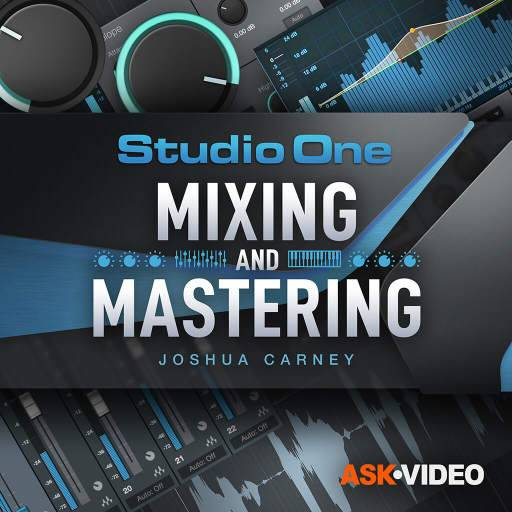 Mixing and Mastering Studio One 5 TUTORiAL