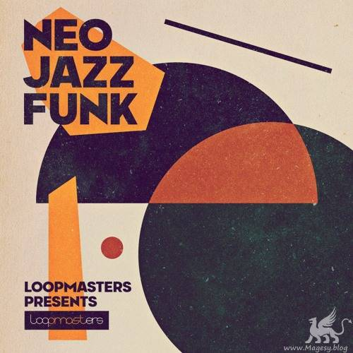 Neo Jazz Funk SAMPLES WAV REX