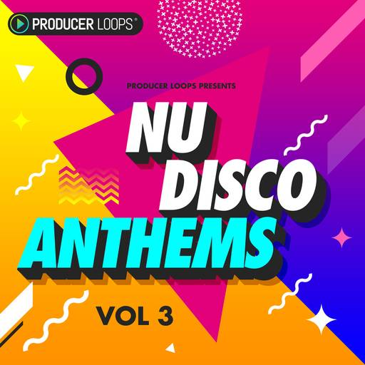 Nu-Disco Anthems Vol.3 MULTiFORMAT