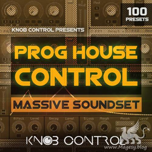 Prog House Control for MASSiVE-DECiBEL