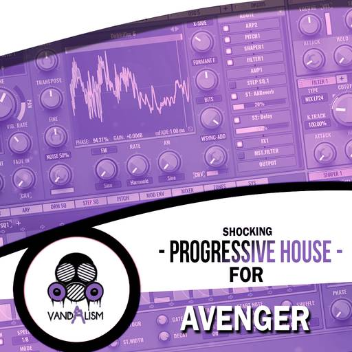 Progressive House For AVENGER