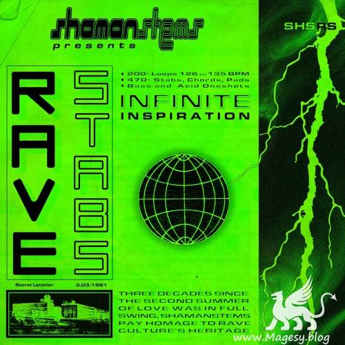 Rave Stabs WAV-DiSCOVER