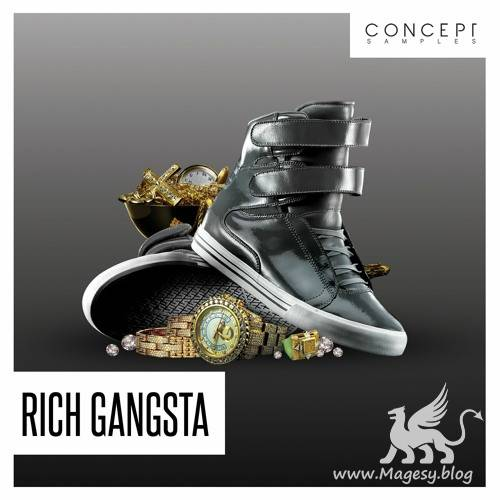 Rich Gangsta WAV-DECiBEL