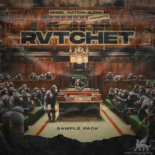 Rvtchet Samples Pack WAV-DiSCOVER