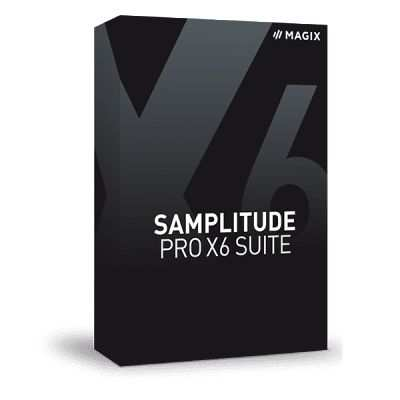 Samplitude Pro X6 Suite v17.0.0.21171 WiN
