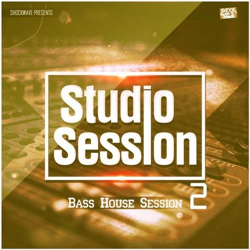 Session Bass House Session 2 WAV MiDi