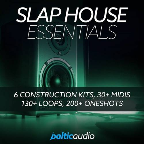 Slap House: Essentials SAMPLES