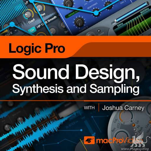 Sound Design, Synthesis and Sampling TUTORiAL