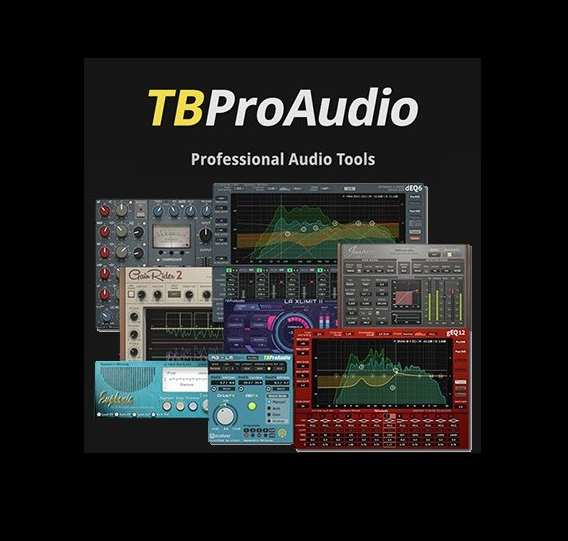 TBPA Plugins Pack 2021.4 REV2 WiN CE-V.R