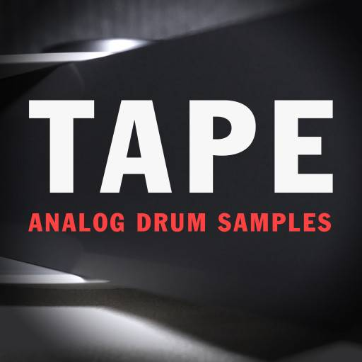 Tape Drum Samples WAV-DECiBEL