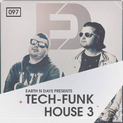 Tech Funk House 3 WAV REX2 SAMPLES-DiSCOVER