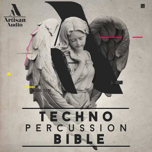 Techno Percussion Samples Bible MULTiFORMAT