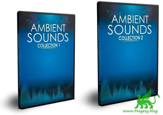 The Big Ambient Sounds Collection 1-2 WAV