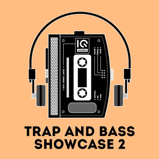 Trap and Bass Showcase 2 WAV
