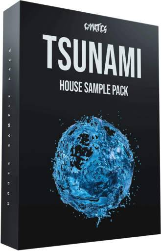 Tsunami House Samples WAV MiDi-FLARE