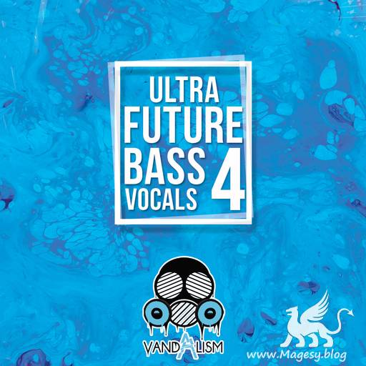 Ultra Future Bass Vocals 4 WAV MiDi