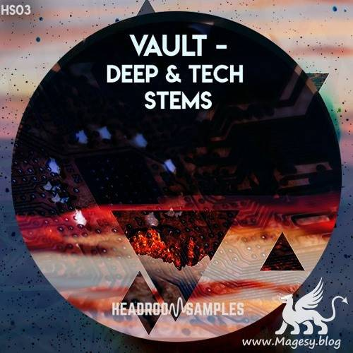 Vault: Deep and Tech Stems WAV MiDi
