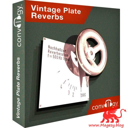 Vintage Plate Reverbs (Impulse Responses)