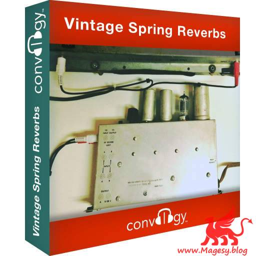 Vintage Spring Reverbs (Impulse Responses)