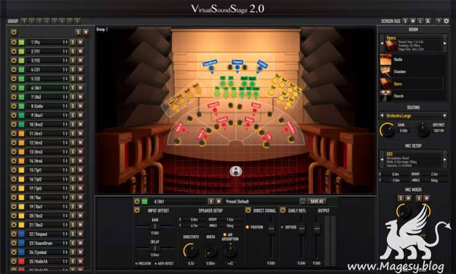Virtual Sound Stage Pro v2.0.1 WiN MAC-R2R