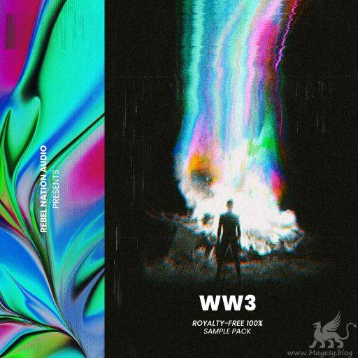 WW3: Glitch Dark And Vintage SAMPLES WAV-DiSCOVER