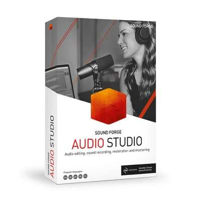 Sound Forge Audio Studio 15.0.0.47 MULTiLANG WiN