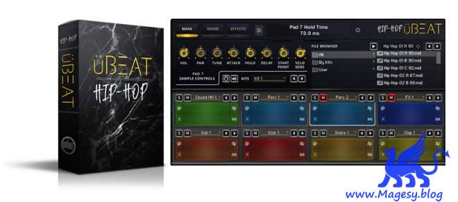 uBEAT Hip Hop KONTAKT-