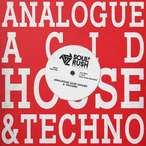 Analogue Acid House and Techno WAV