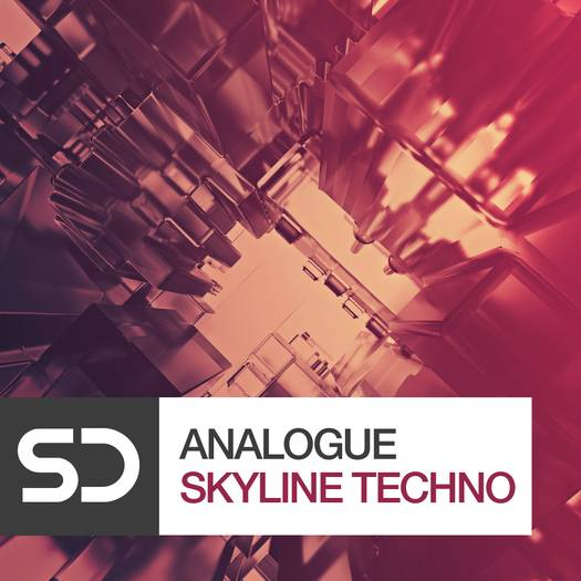 Analogue Skyline Techno SAMPLES WAV