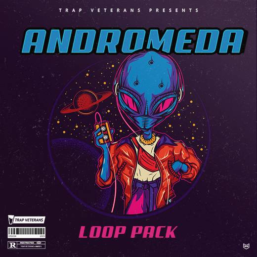 Andromeda Loop Pack Samples WAV