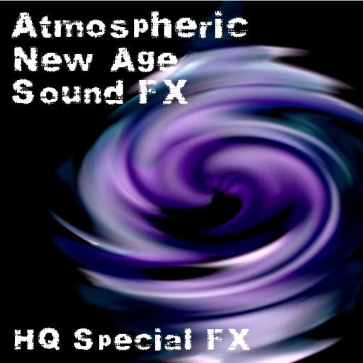 Atmospheric New Age Sound FX SAMPLES