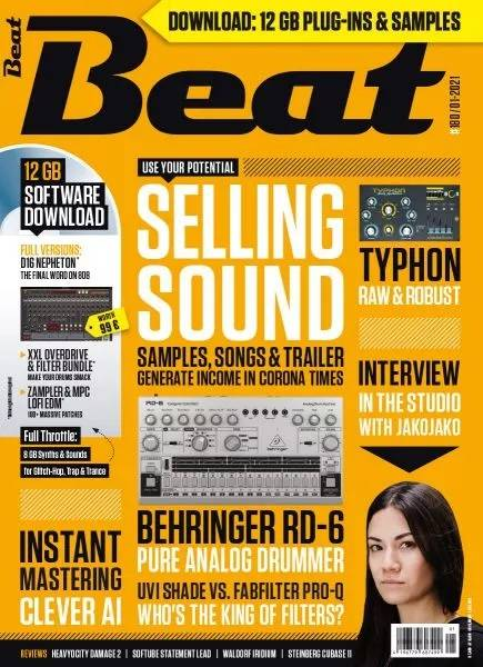 Beat Magazine January 2021