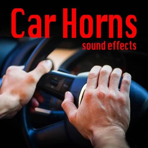 Car Horns Sound Effects FLAC
