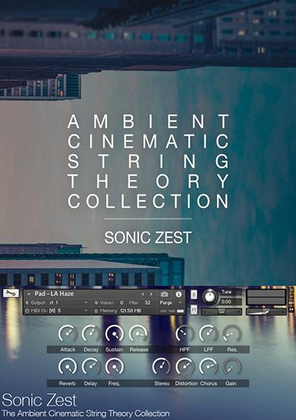 Cinematic String Theory Collection KONTAKT