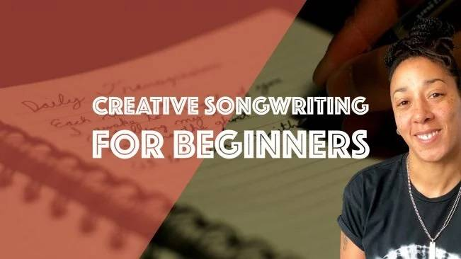 Creative Songwriting For Beginners TUTORiAL