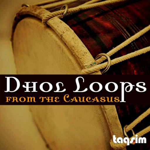 Dhol Loops From The Caucasus AiFF SAMPLES