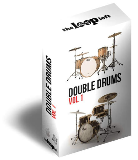 Double Drums Vol.1-DECiBEL