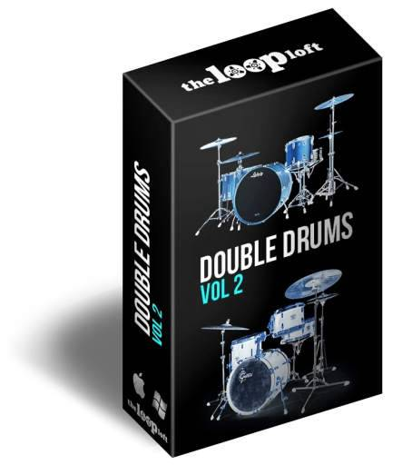 Double Drums Vol.2-DECiBEL