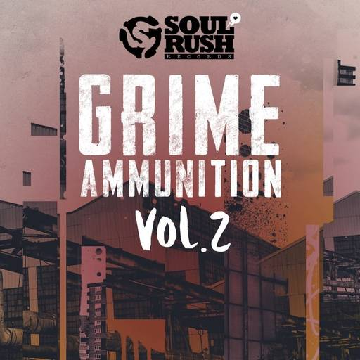 Grime Ammunition Vol.2 WAV