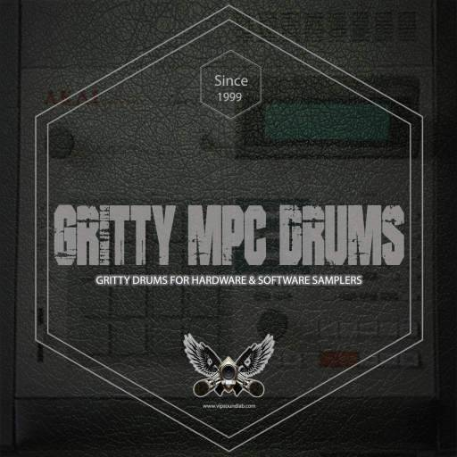 Gritty MPC Drums SAMPLES