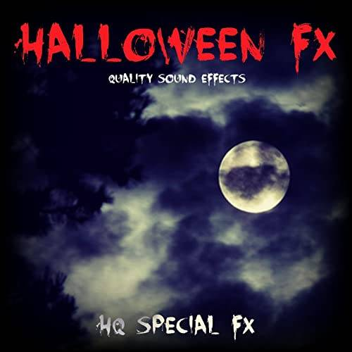 Halloween FX SAMPLES FLAC